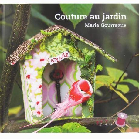 """Livre """"Couture au jardin"""""""
