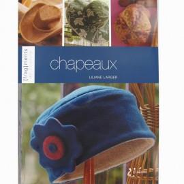 """Livre """"Chapeaux"""""""
