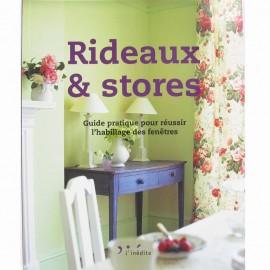 """Livre """"Rideaux & stores"""""""