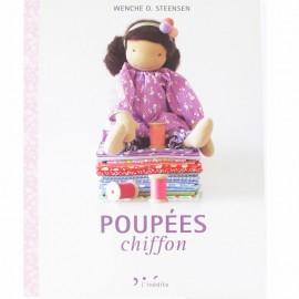 "Livre ""Poupées chiffon"""
