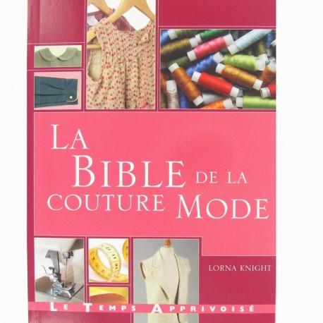 """Livre """"La bible de la couture mode"""""""