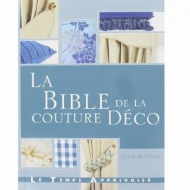 """Livre """"La bible de la couture déco"""""""