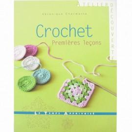 """Livre """"Crochet Premières Leçons"""""""