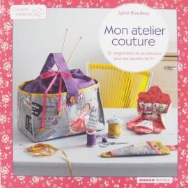 """Livre """"Mon atelier couture"""""""