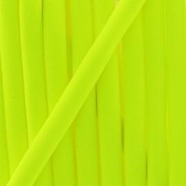 Cordon maillot jaune fluo