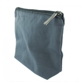 Toilet-bag to customize 13/17 cm - grey