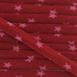 Cordon Star rubis eclatant A