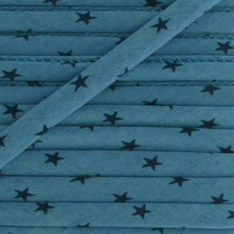 Spaghetti star bleu intense B