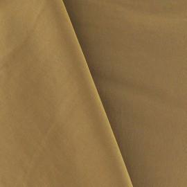 Tissu déperlant souple brun clair x 10cm