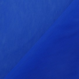 Tulle grande largeur Empire Blue x1m