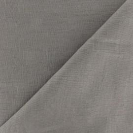 Linen Fabric - Havana x 10cm