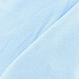 Tissu Lin ciel x 10cm