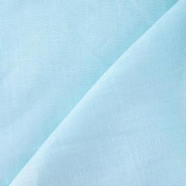 Tissu lin iceberg  x 10cm
