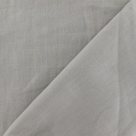 Linen Fabric - Beige x 10cm