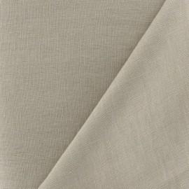 Tissu Lin sable x 10cm