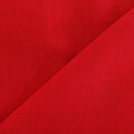 Linen Fabric - Poppy x 10cm