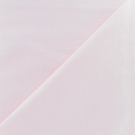 Cotton Fabric - dragée pink x 10cm