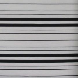 Tissu toile Matelas Noir