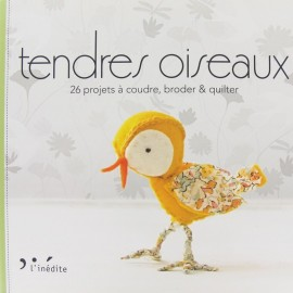 "Book ""Tendres oiseaux"""