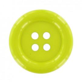 Bouton Clown vert pomme