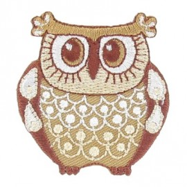 Thermo Hibou marron