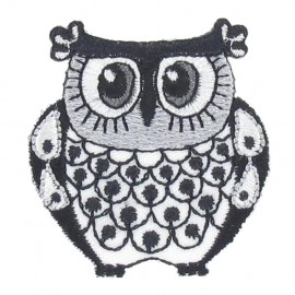 Thermo Hibou noir
