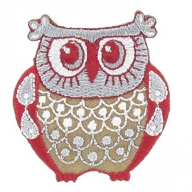 Thermo Hibou rouge