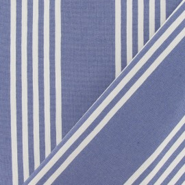 Toile Donastia bleu x 10cm