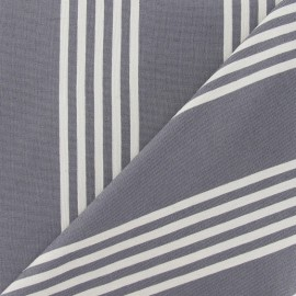 Canvas Fabric - Donastia black x 10cm