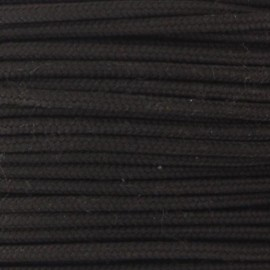 Polyester cord 2 mm - brown