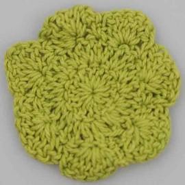Fleur Crochet Anis 50 Mm Ma Petite Mercerie