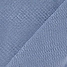 Tissu toile Alberta ciel x 10cm