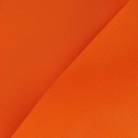 Polyester Canvas Fabric - Orange x 10cm