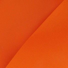 Toile polyester orange