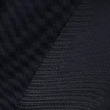Polyester Canvas Fabric - Blue x 10cm