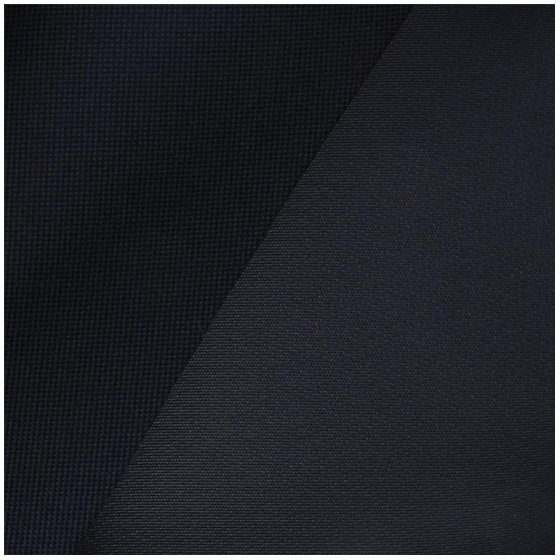 tissu toile polyester marine x 10cm ma petite mercerie. Black Bedroom Furniture Sets. Home Design Ideas