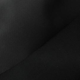 Tissu toile Velabag noir x 10 cm
