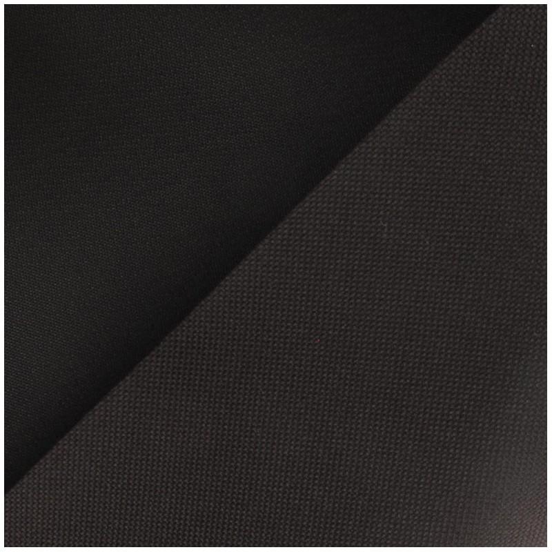 polyester canvas fabric brown x 10cm ma petite mercerie. Black Bedroom Furniture Sets. Home Design Ideas