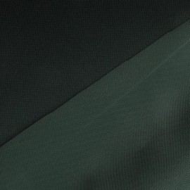 Polyester Canvas Fabric - Green x 10cm