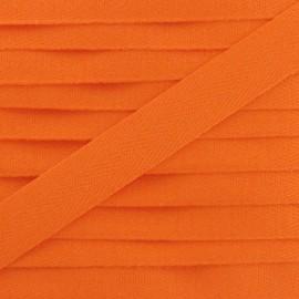 Ruban Sergé couleur 14mm orange