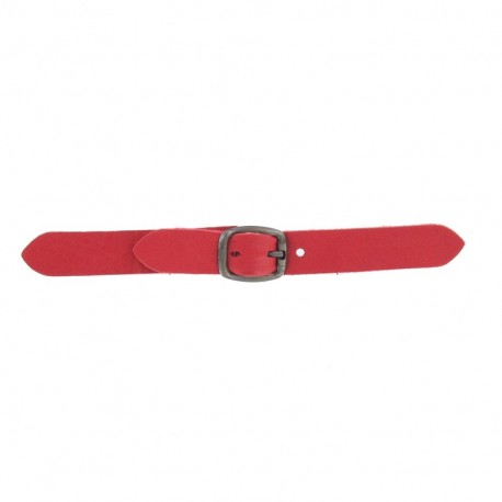 Patte Kilt cuir Rosso V2 avec boucle
