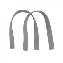 Square bag-handles Lazy Gray V2 - grey