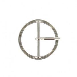 Boucle ceinture métal Nao
