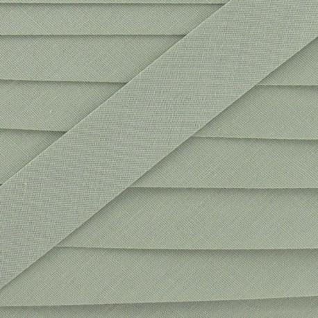 Multi-purpose-fabric Bias binding 20mm - cambridge blue