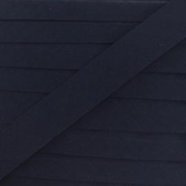 Biais Tout Textile marine 20 mm
