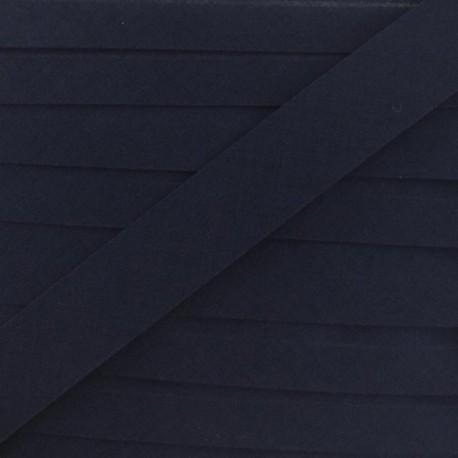 Multi-purpose-fabric Bias binding 20mm - navy blue
