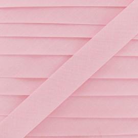 Biais Tout Textile rose 20 mm