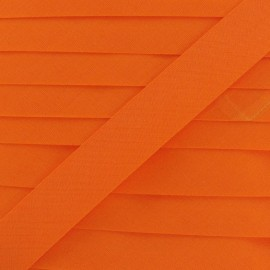 Biais Tout Textile orange 20 mm