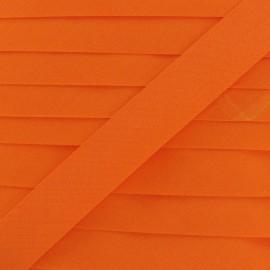 Biais Tout Textile orange 20 mm