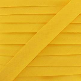 Multi-purpose-fabric Bias binding 20mm - yellow-earth